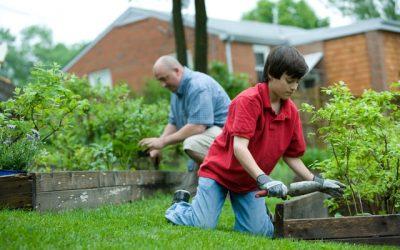 Créer un jardin, c'est réaliser un cocon.